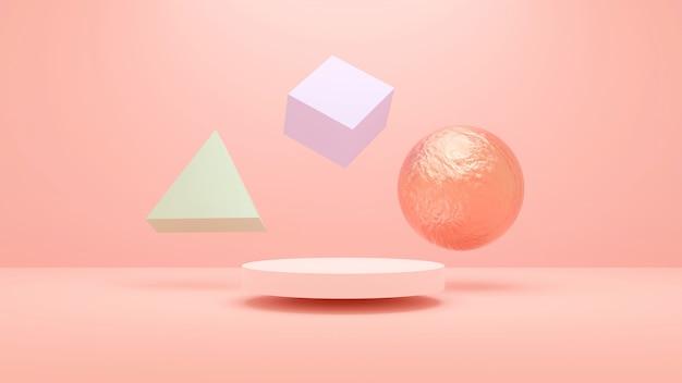 Розовый кварц фон
