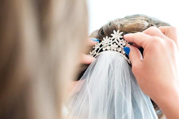 花嫁のベール