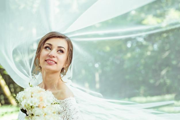 Невеста под вуалью