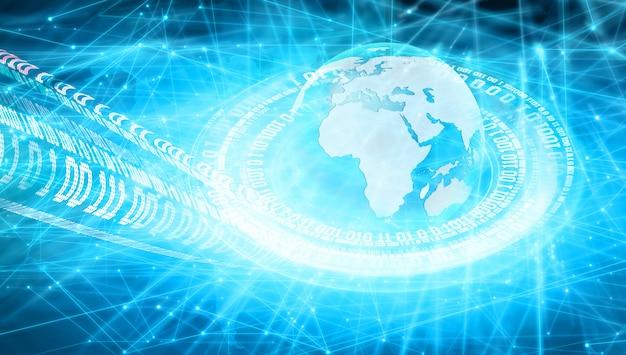 グローバルビジネスとデジタル取引の背景