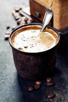 Винтажный кофе