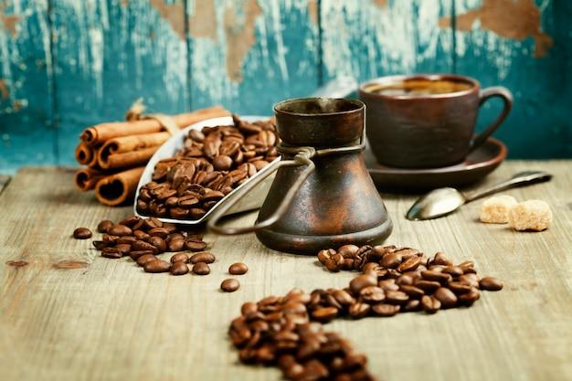 Кофейная композиция