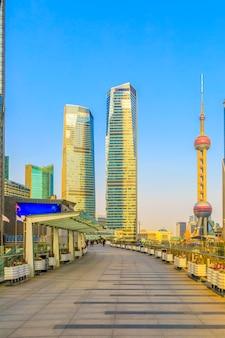 上海近代中国金融金融スカイライン