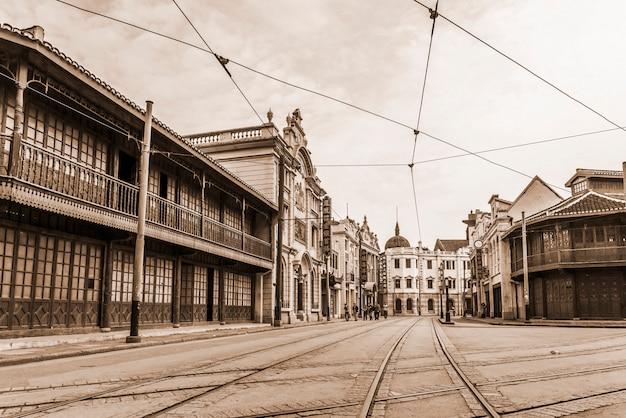 旧市街の景色