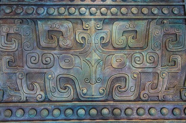 青銅の飾り