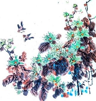 Рисунок специальный графический традиция праздник весна