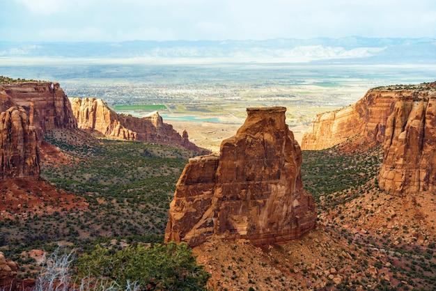 Колорадо памятник пейзаж