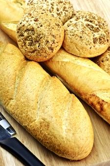 フレッシュ焼きパン