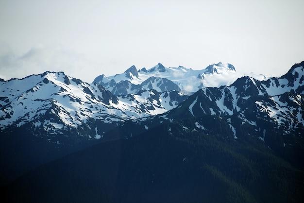 Олимпийские горы сша