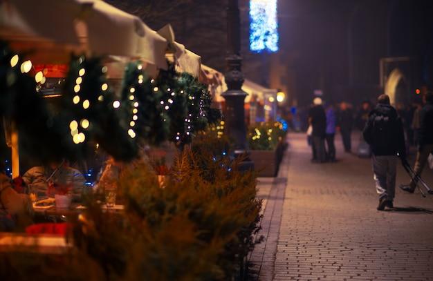 クラクフメイン広場