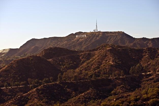 Голливудские горы