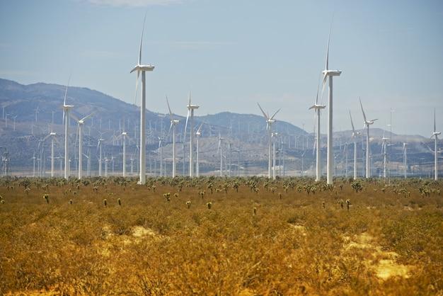 Ветряные турбины в
