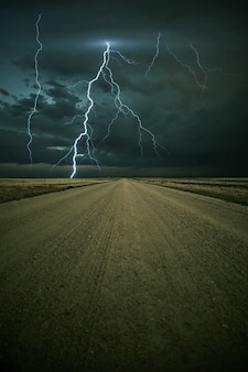 Молниеносный шторм впереди