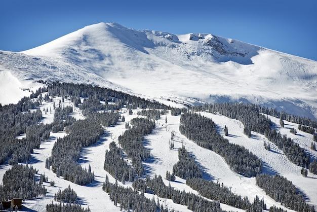 サミット郡スキー場