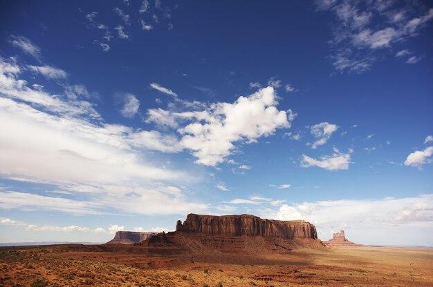 Панорама долины аризоны