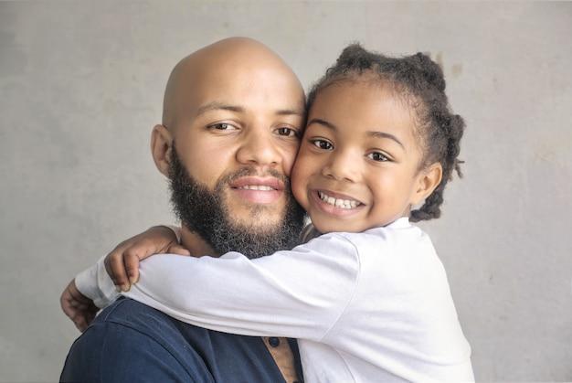 素敵な父と息子の肖像