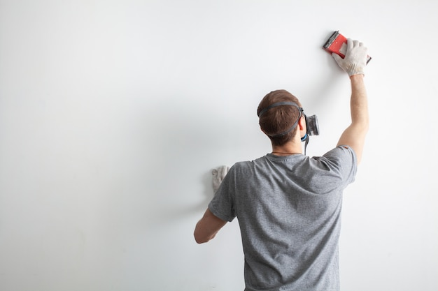 Ремонт и ремонт дома.