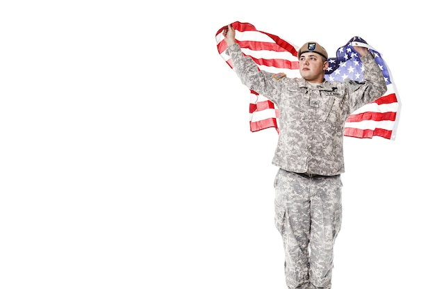 アメリカの軍旗