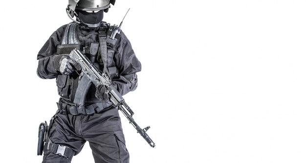 ロシアの特殊部隊
