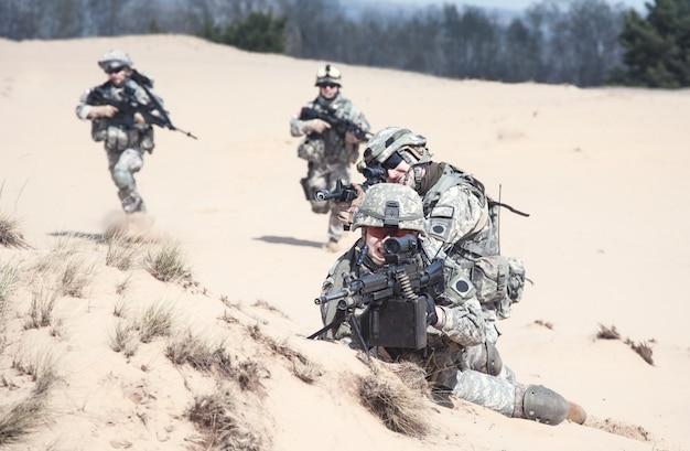 米国のパラト運河空挺