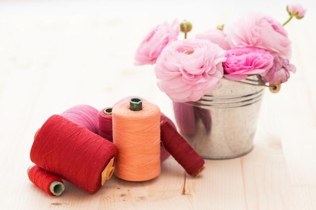 Красочные темы на столе