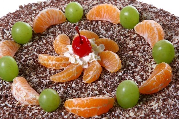 デザートフルーツケーキ