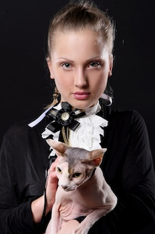 Мода и современная молодая женщина