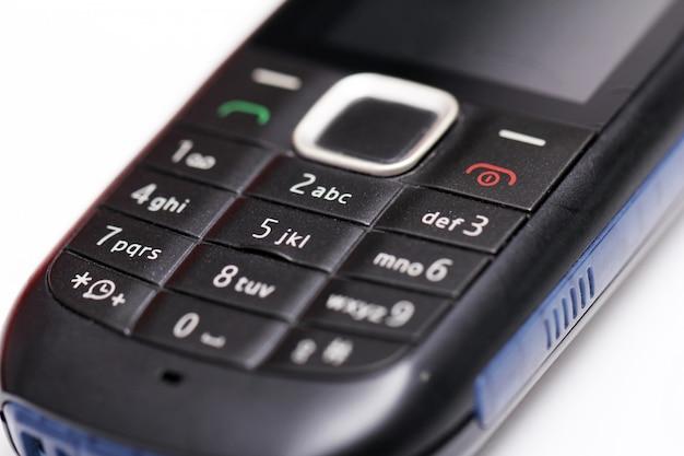 シンプルで安価な携帯電話