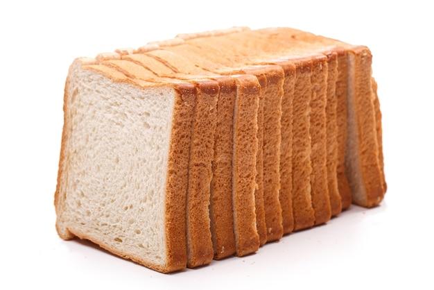 テーブルの上のおいしいパン