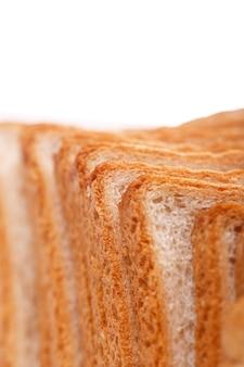 Вкусный хлеб на столе