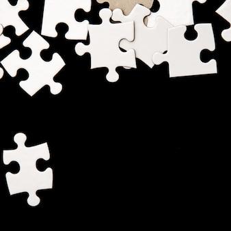 Белая головоломка