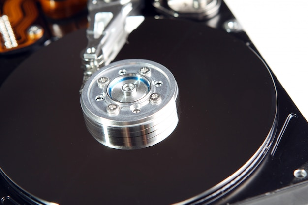 ハードドライブディスク