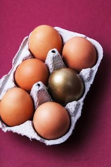 Золотое яйцо