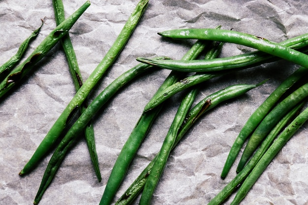 Зеленая фасоль