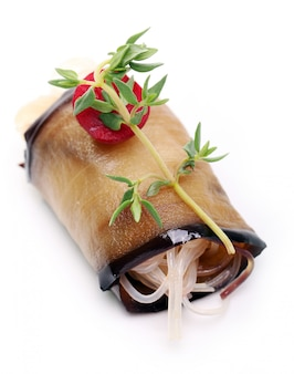 Вкусная еда для гурманов