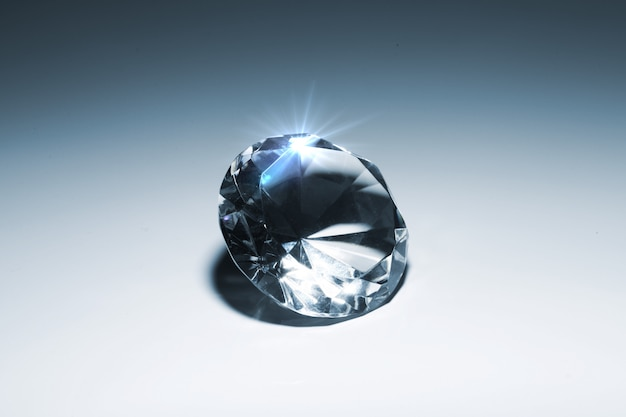 美しい輝く宝石