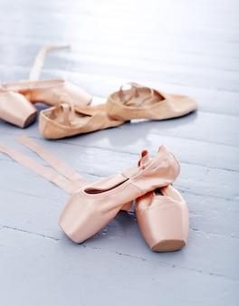 Тапочки балерины