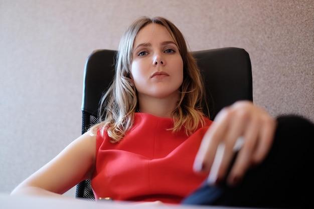 職場の女性