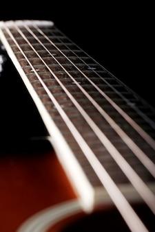 Классическая акустическая гитара
