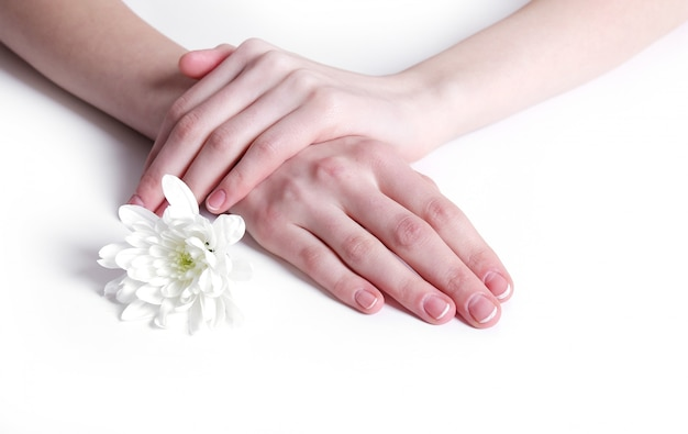 Мягкие руки