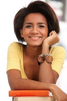 ブラジルの女性の肖像画