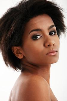Молодой бразильский женский портрет