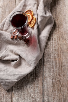 ドイツのグリューワイン、グリューワインまたはスパイスワインとも呼ばれます