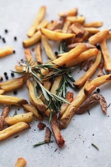 Французская картошка фри