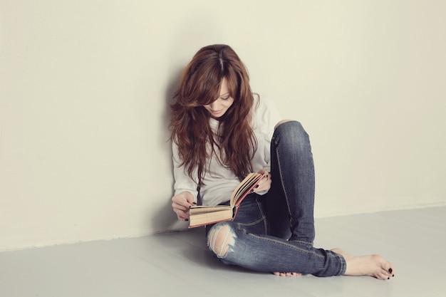 本を読んで素敵で魅力的な大人の女性