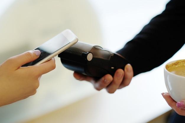 Портативный карточный автомат