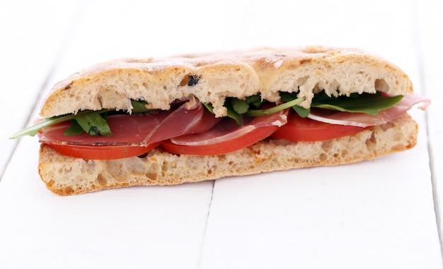 おいしいサンドイッチ