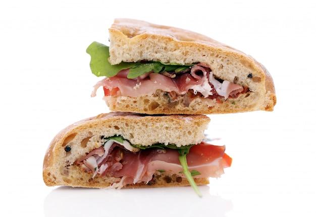 Два вкусных бутерброда