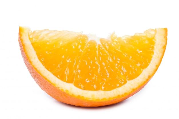 オレンジのスライス
