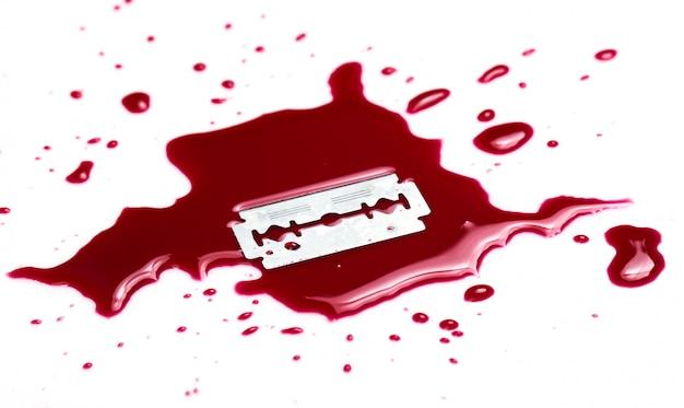 Всплеск крови